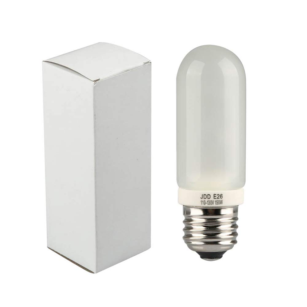 Godox 150W 110V JDD E26 Socket Modeling Light Flash Tube Lamp Bulb for Photography Studio Photo by Godox