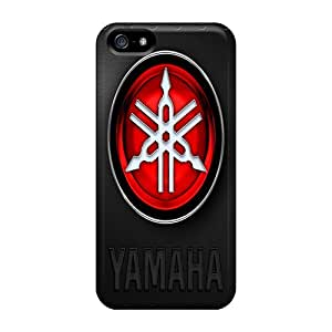 Durable Defender Case For Iphone 5/5s Tpu Cover(yamaha)