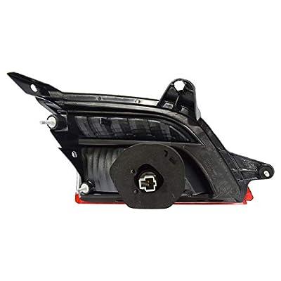 TYC 17-5521-00 Reflex Reflector: Automotive