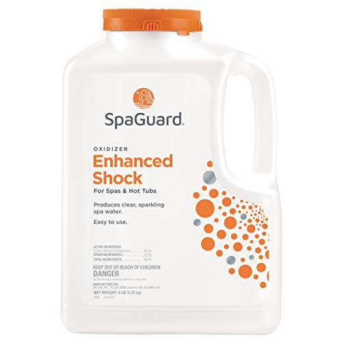 Buy spaguard oxidizer spa shock-oxidizer