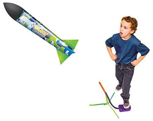 Build N' Blast; Foam Rocket Building Kit ()