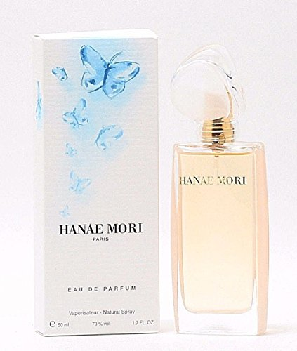 New Authentic HANAE MORI by Hanae Mori 1.7 Oz (50 ml) Eau De Parfum for Women