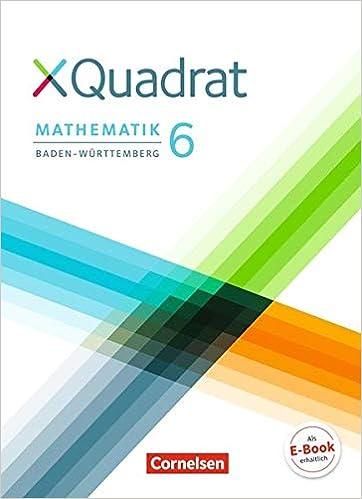 Xquadrat 6 Mathematik