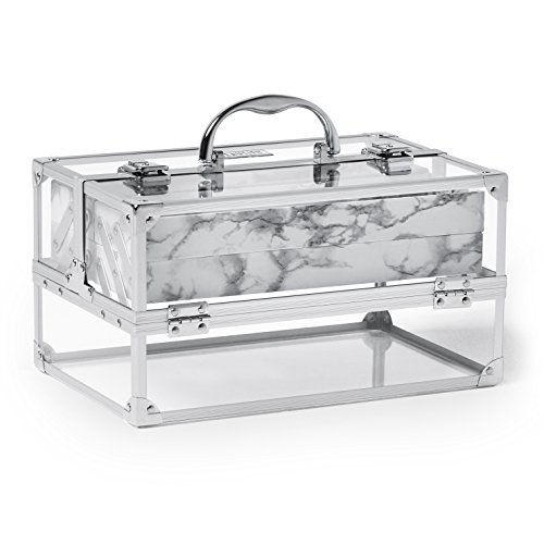 Beautify Professional Lockable Acrylic Cosmetic