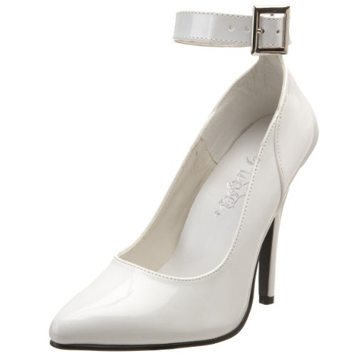 Pleaser-Womens-Seduce-431-Anke-Strap-Pump
