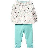 Gymboree Baby Girls 2-Piece Long Sleeve Winter Jersey Set Confetti