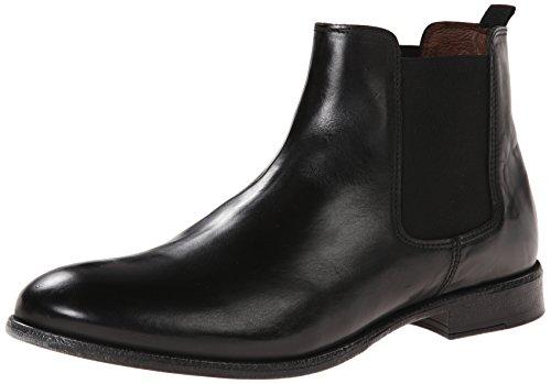 Aldo Men's Dwiwen Chelsea Boot, Black Leather, 42.5 EU/9.5 D US