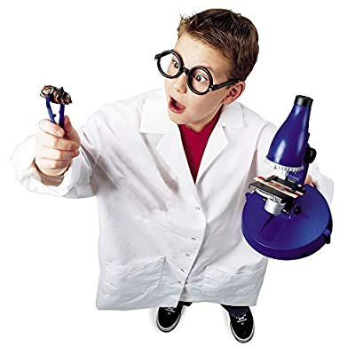 Learning Resources Primary Microscope with 10x, 30x, 50x Magnification, STEM, Science Activities, Ages 6+: Home Audio & Theater