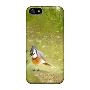 Perfect Fit Bunny In The Field Case For Iphone - 5/5s