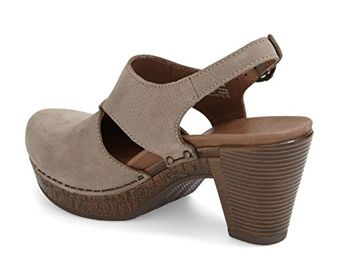 Dansko Zapatos de Vestir Para Mujer Gris Gris It - Marke Größe