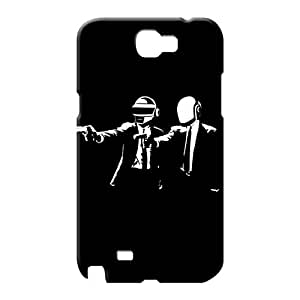 samsung note 2 Classic shell Shockproof Protective mobile phone carrying shells daft punk pulpfiction