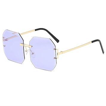YKDDGG Gafas de Sol Otoño Invierno Nuevo Gafas de Sol ...