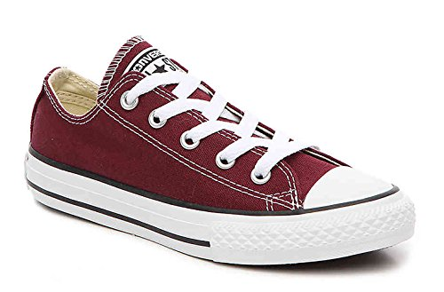46c3e9f2c08557 Converse Kids All Star Low Youth Burgundy Size 11 available in Qatar ...