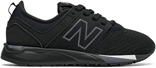 Kl247bwp blanco Sneaker New Balance Niños Negro YBwxPw
