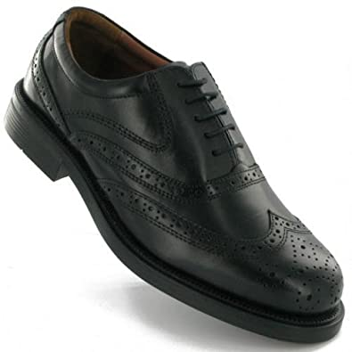 Scimitar - Zapatos de cordones para hombre negro negro 41 MfLfur8Ewq