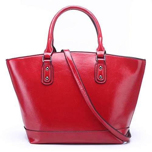 Les Honneury Femmes Red À Pour Main Bags Tote Et Sacs qX7qPf