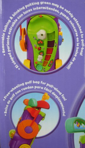 Amazon.com: Kiddieland Toys Limited Winnie the Pooh Golf Set: Toys & Games