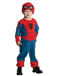 Rubies Costume (Canada) Rubie's Marvel Ultimate Spider-Man Classic Costume, Toddler-Toddler One Color