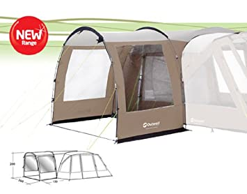 Outwell Front Extension for Carolina M u0026 L Tents  sc 1 st  Amazon UK & Outwell Front Extension for Carolina M u0026 L Tents: Amazon.co.uk ...
