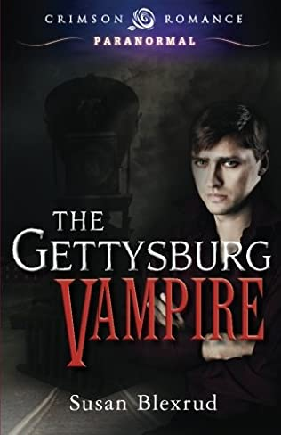 book cover of The Gettysburg Vampire