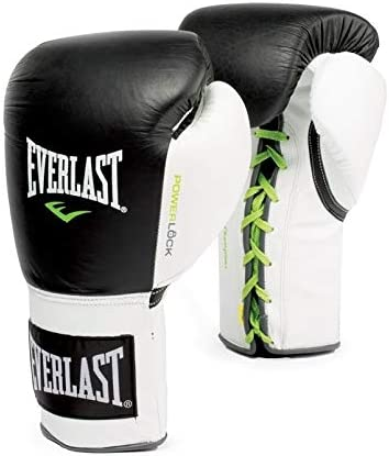 Everlast Adults Box Item 2270/Powerlock Fight Gloves Lace Up