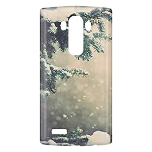 Loud Universe LG G4 Snow Tree Print 3D Wrap Around Case - Multi Color