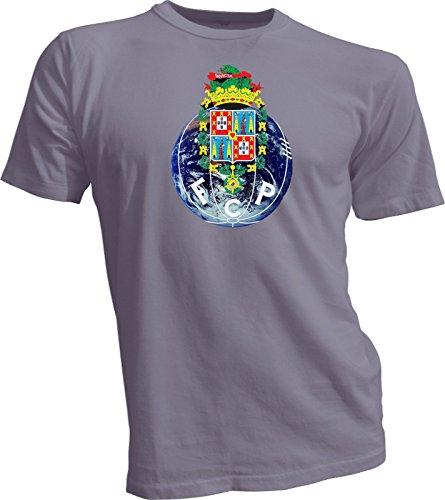 fan products of FC PORTO FCP Futebol Clube Portugal Soccer Football Earth T-SHIRT NEW Size s-4xl