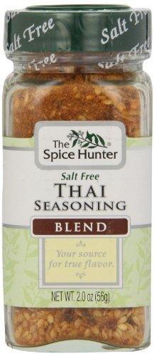 The Spice Hunter Thai Seasoning Blend, 2-Ounce Jar
