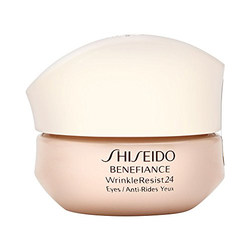 Shiseido Benefiance Wrinkle Resist 24 Intensive Eye Contour Cream, 0.51 Ounce (Best Anti Aging Treatments 2019 Uk)