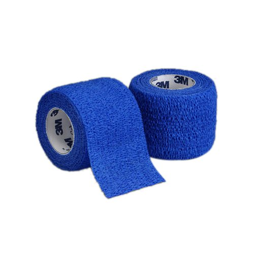 Andover Healthcare 7800-TLC-BL 2 Layer Coflex Bandage, Blue (Pack of 16)