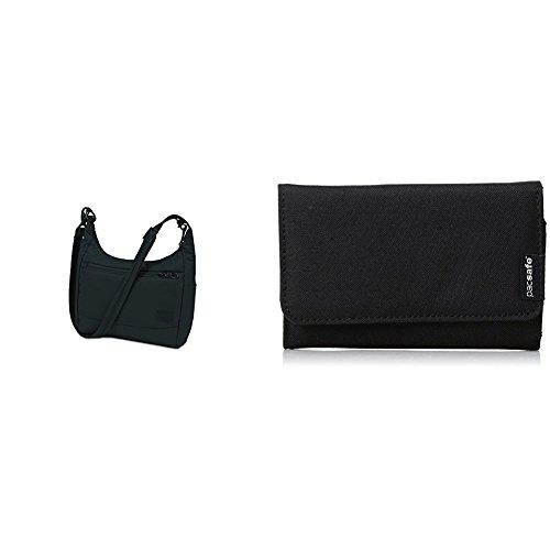 Pacsafe Citysafe Cs100 Anti-theft Travel Handbag, Black