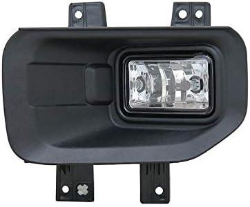 Fits 2015-2016 F-150 LED Front Fog Lights Pair Bumper Lamp FL7096 Fit For Fog Lights RP Remarkable Power