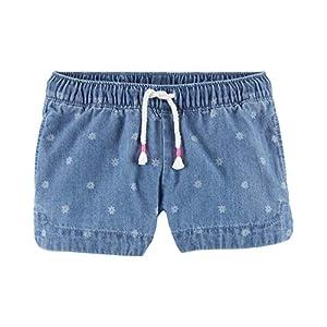 OshKosh B'Gosh Girls' Sun Shorts