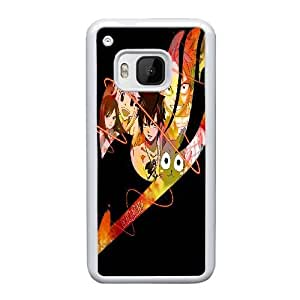 HTC One M9 Cell Phone Case White Fairy Tail ST1YL6716337