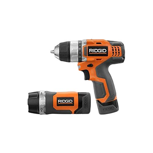Factory-Reconditioned Ridgid ZRR92008 2-Piece 12V Cordless L