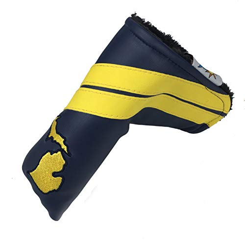 Putter Cover Michigan Wolverines ()