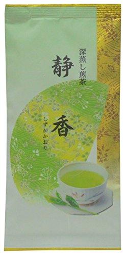 (Keysystem 4573242900026 Due Date Attention> Shizuoka Makinohara Cha Sencha (Shizuka) (100 g), Clear)