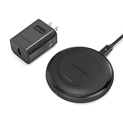 Alpha Series Fast Charge Wireless Charging Pad