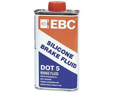 Brake Fluid - Dot 5, Manufacturer: EBC, DOT 5 BRAKE FLUID EBC by EBC Brakes