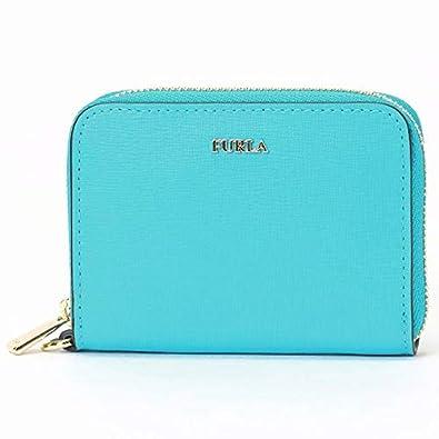 ddb53747eb26 Amazon | フルラ(FURLA) バビロン S ジップアラウンド ウォレット【ターコイズブルー057/**】 | Amazon Fashion