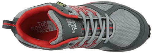 North GTX The Hiking Pink and Trekking Womens Litewave Face Rambutan Griffin Shoes Grey fdwwgq1
