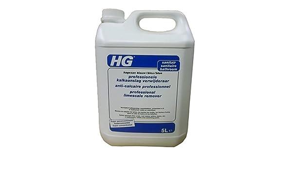 GH 3xHG 5L Profesional Limescale Remover - Hagesan Azul ...