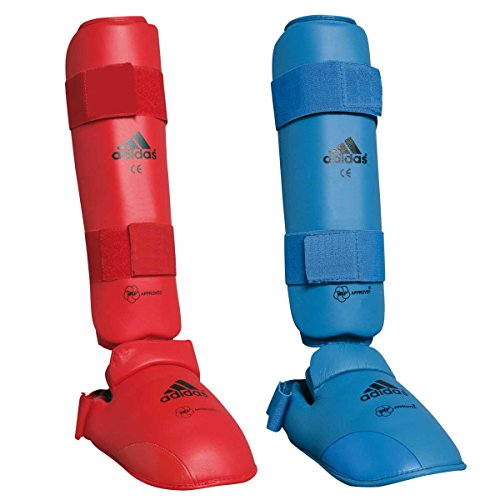 adidas 661 . 35 Unisex - Protector de pies de artes marciales - blu