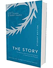 NIV, The Story, Student Edition, Paperback, Comfort Print: The Bible as One Continuing Story of God and His People