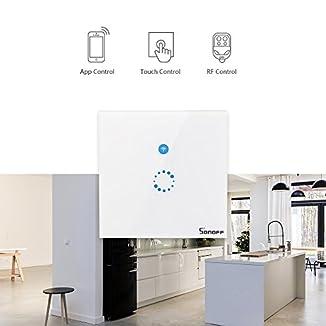 Sonoff touch EU-Sonoff Smart – Interruptor inteligente Wifi