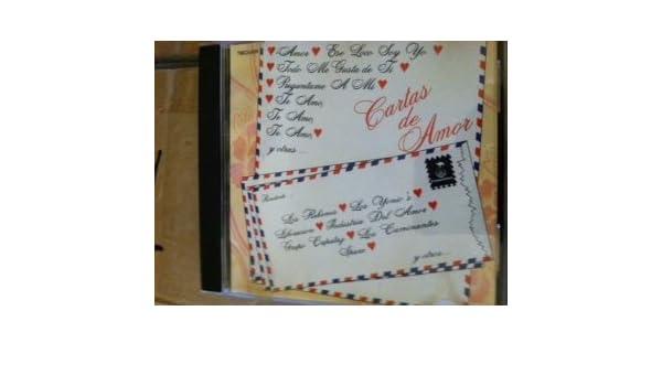 Various Artists - Cartas De Amor - Amazon.com Music