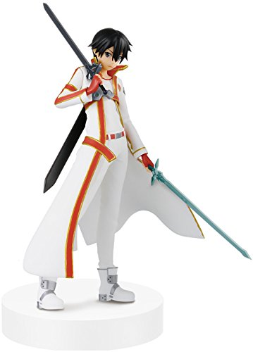 Banpresto-Sword-Art-Online-SQ-Figure-Kirito-Another-Color-Ver-Action-Figure