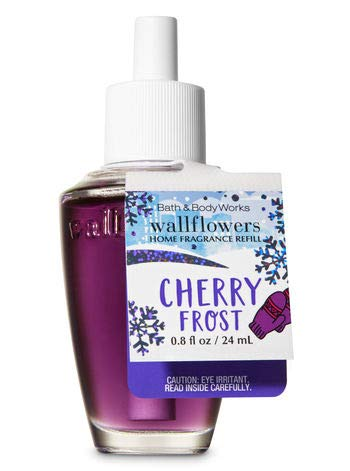 授業料バラバラにする自分の力ですべてをする【Bath&Body Works/バス&ボディワークス】 ルームフレグランス 詰替えリフィル チェリーフロスト Wallflowers Home Fragrance Refill Cherry Frost [並行輸入品]