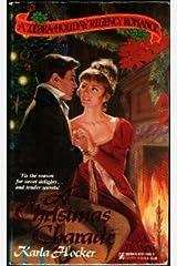 A Christmas Charade (Zebra Holiday Regency Romance)