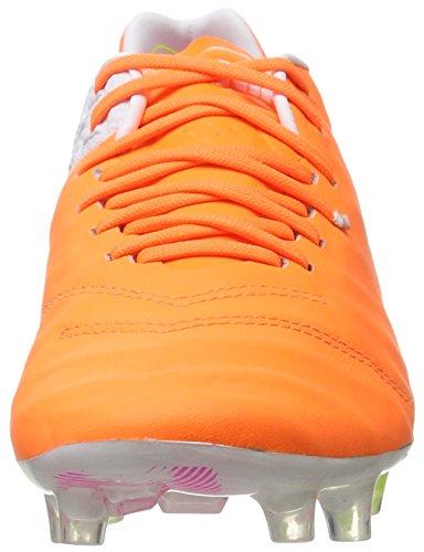 Nike Tiempo Legend Vi Fg, Botas de Fútbol para Mujer Naranja (Tart/white-volt-hyper Pink)